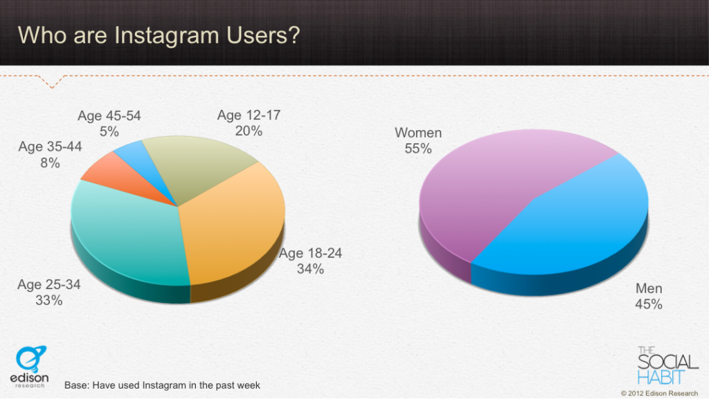 Instagram User Demographics