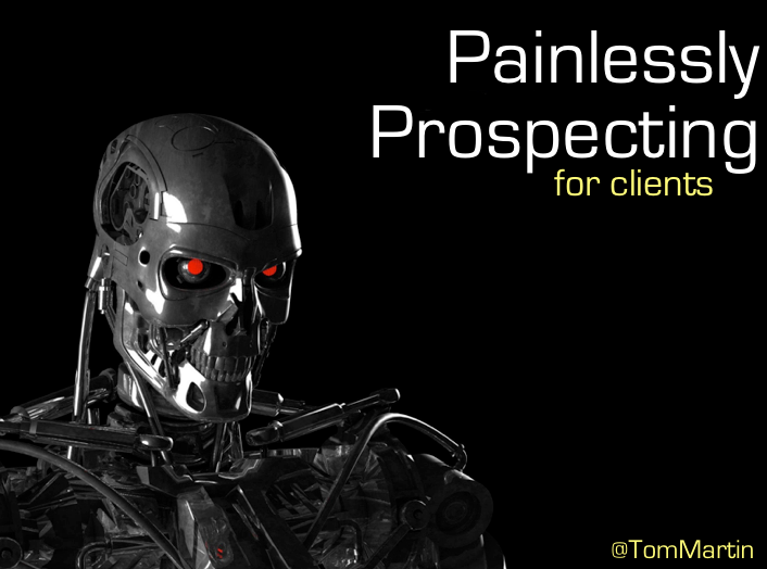 Painlessly Prospecting For Clients