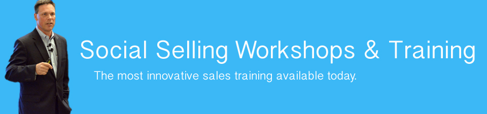 Social Selling Workshops and Social Selling Sales Training