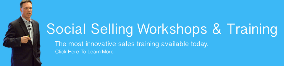 Social Selling Workshops & Social Selling Training