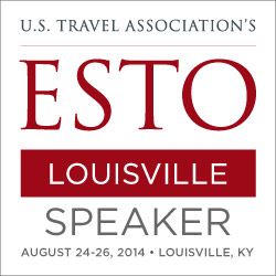 Hear Tom Martin Tourism Keynote Speaker at ESTO 2014