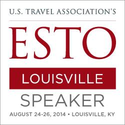 Hear Tom Martin Tourism Keynote Speaker at ESTO 2014