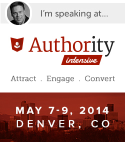 Hear Tom Martin Keynote Speaker at Authority Intensive