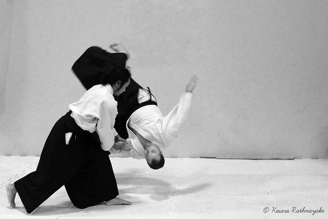 aikido selling b2b sales prospecting