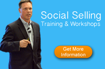 Hire Tom Martin to conduct your next Social Selling workshop or sales training